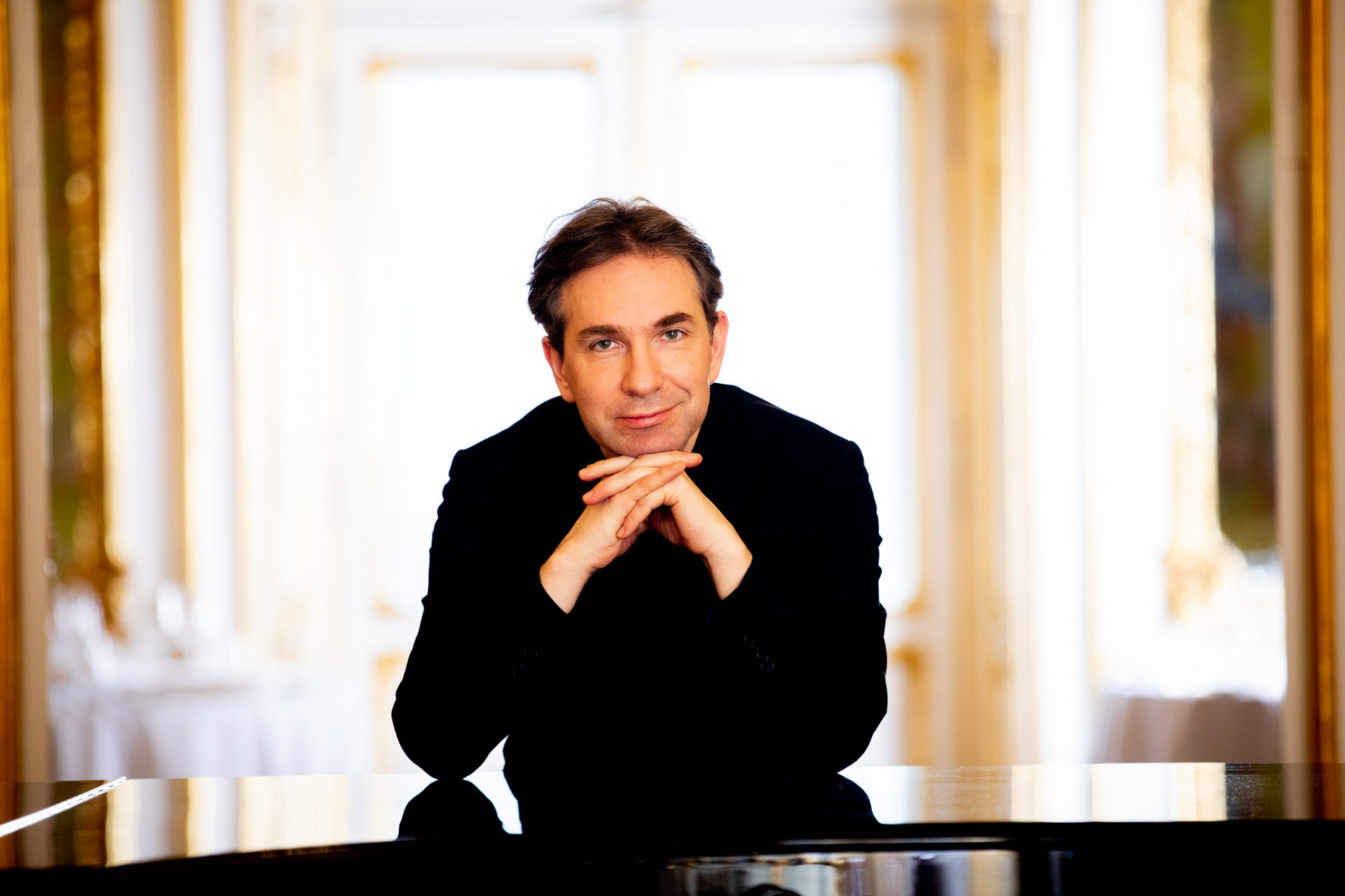 Christopher Hinterhuber, Pianist